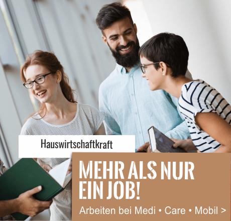Jobs bei MediCareMobil Hauswirtschaftskraft