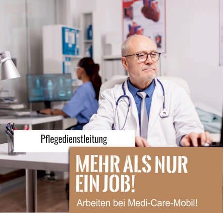 Jobs bei MEDI-CARE-MOBIL Pflegedienstleitung